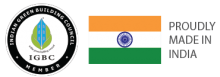 IGBC and Indian Flag