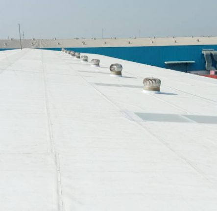 TPO roofing membrane feature benifits